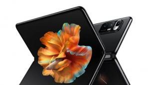 小米宣布推出其首款折叠手机Mi Mix Fold