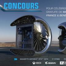 Microsoft赠送了一台自定义的Flight Simulator PC