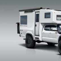 丰田Tacoma TRDPro复合探险车