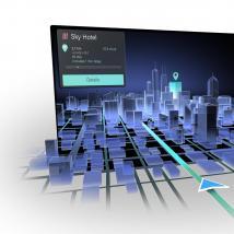 大陆集团 HERE和Leia联手打造裸眼3D汽车导航