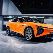 高合汽车HiPhi X创始版3000辆即将预订售罄