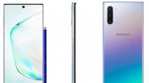 前沿科技资讯:三星推出全新Galaxy Note 10手机