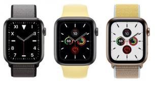 前沿科技资讯:Apple Watch的销量在2019年第三季度增长到680万台 比去年增长了51%