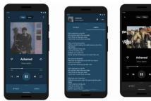 前沿科技资讯:YouTube音乐更新带来了更多易用的控件和静态歌词