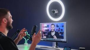 前沿科技资讯:Elgato环形灯为WFH增添了WiFi