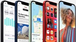 苹果承认iPhone 12的显示问题