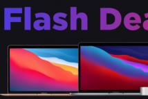 苹果M1 MacBook Pro和Mac mini即将降价